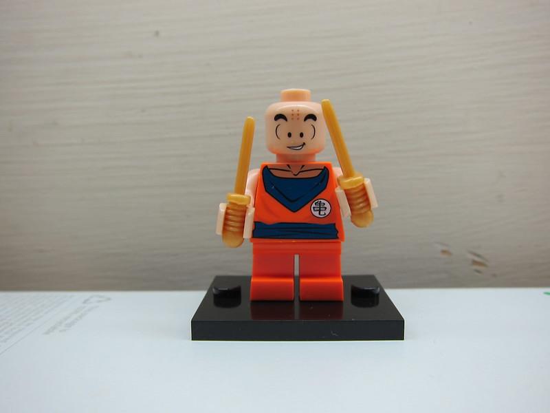 Dragon Ball Z LEGO Compatible Minifigures - Krillin