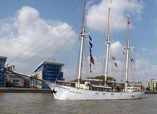 Kapitan Borchardt (2) @ River Thames 09-09-14