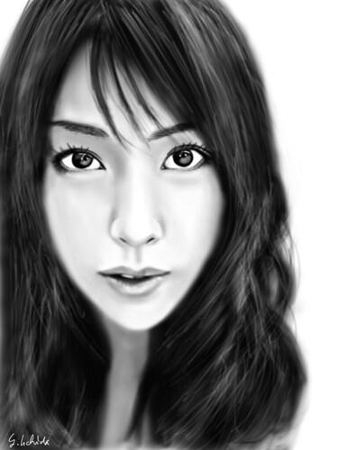 Portrait 772 (Toda Erika)