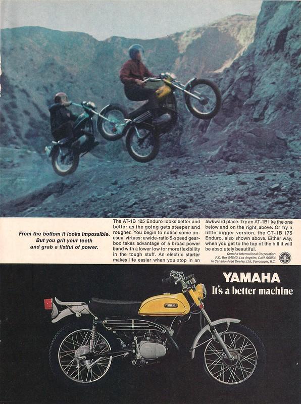 yamaha at1b