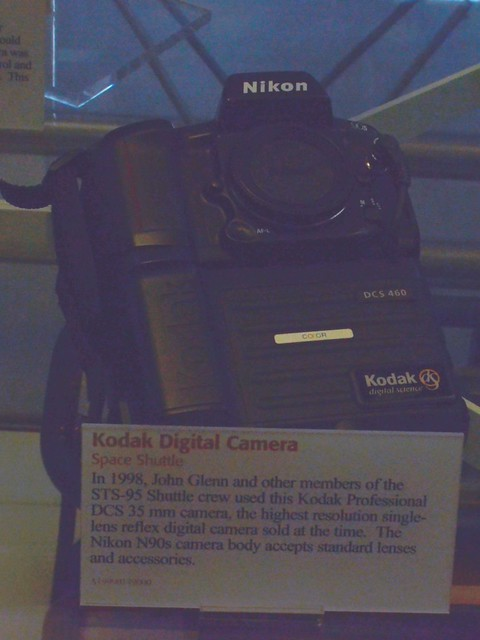 Early Nikon Digital Camera