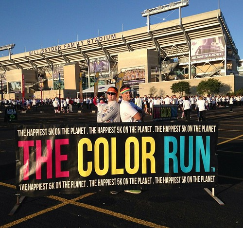 Color Run Manhattan 2014