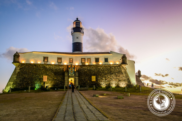 Barra Lighthouse Salvador Brazil