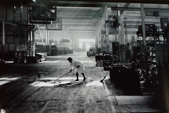 Ménage dans une usine hongroise
