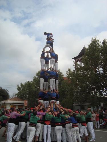 Valldoreix, Castellers d'Esplugues