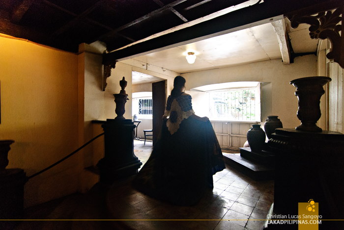 Arce Mansion in Vigan City
