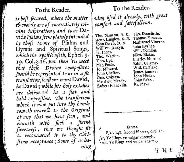preface to smv - owen watson etc big - rouse 1673