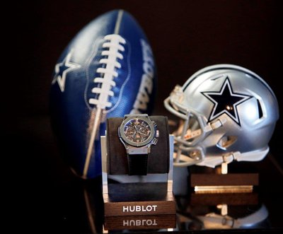Hublot partners with Dallas Cowboys to bring luxury watches to NFL