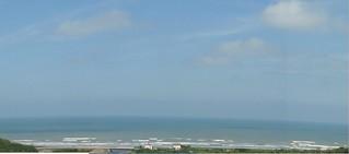 ecuador ocean view