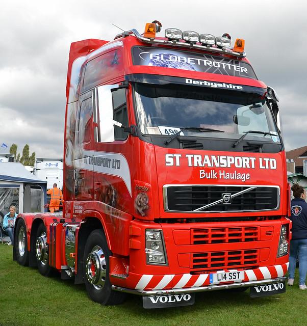 ST Transport Ltd - Volvo FH Globetrotter XL 480
