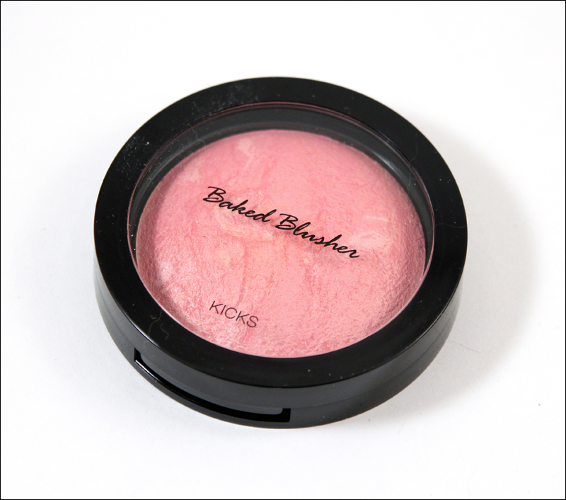Kicks fashionista baked blusher