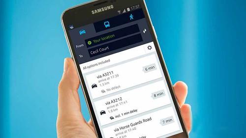 Nokia to Bring Offline Navigation to Samsung Galaxy Devices
