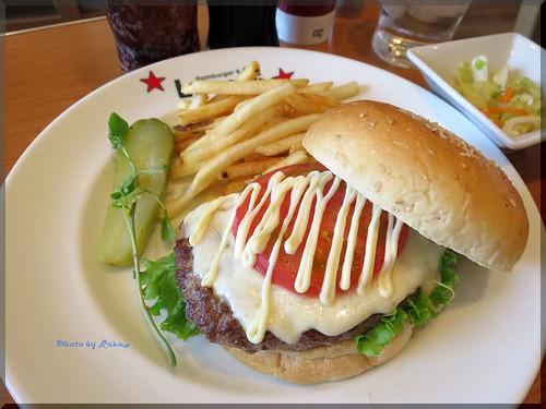 Photo:2014-08-20_ハンバーガーログブック_【名古屋】Louis JR名古屋高島屋8Fにあるハンバーガーカフェに伺いました_02 By:logtaka