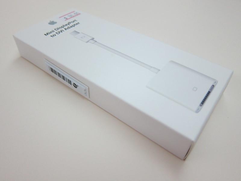 Apple Mini DisplayPort to DVI Adapter - Box
