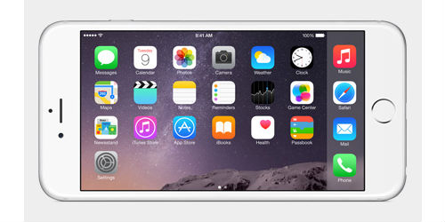 iPhone 6 Plus sells out online