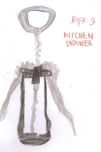 kitchen drawer- r