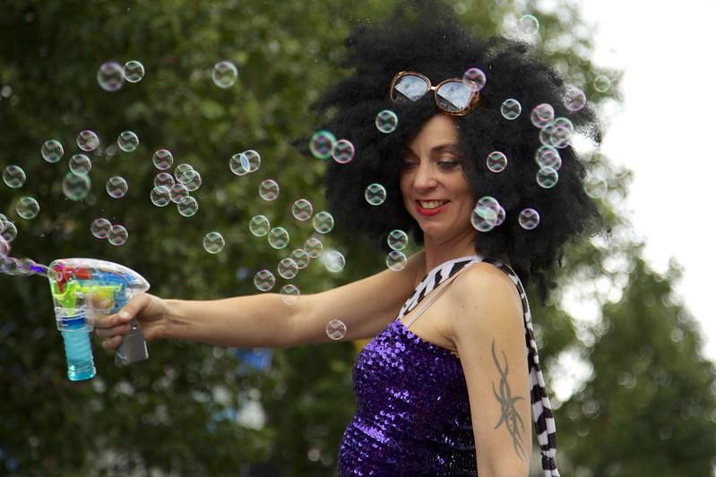 Devonshire Bubbles