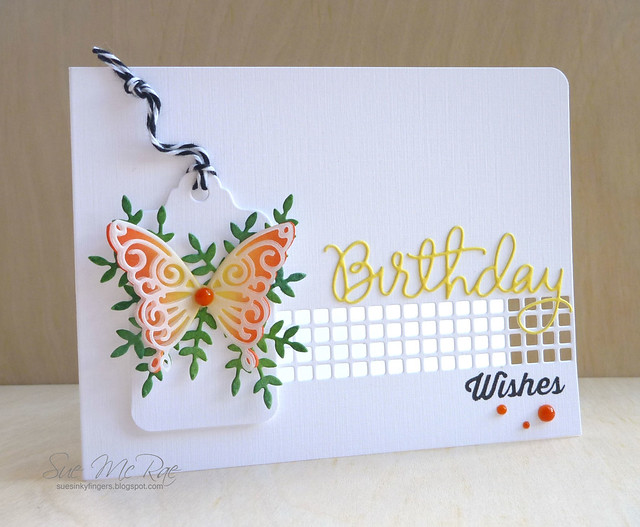 SSS Butterfly Birthday