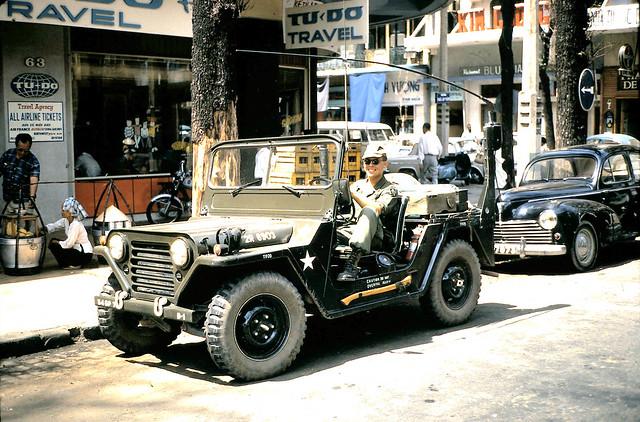 SAIGON 1968-69 - Ngã ba Thái Lập Thành-Tự Do