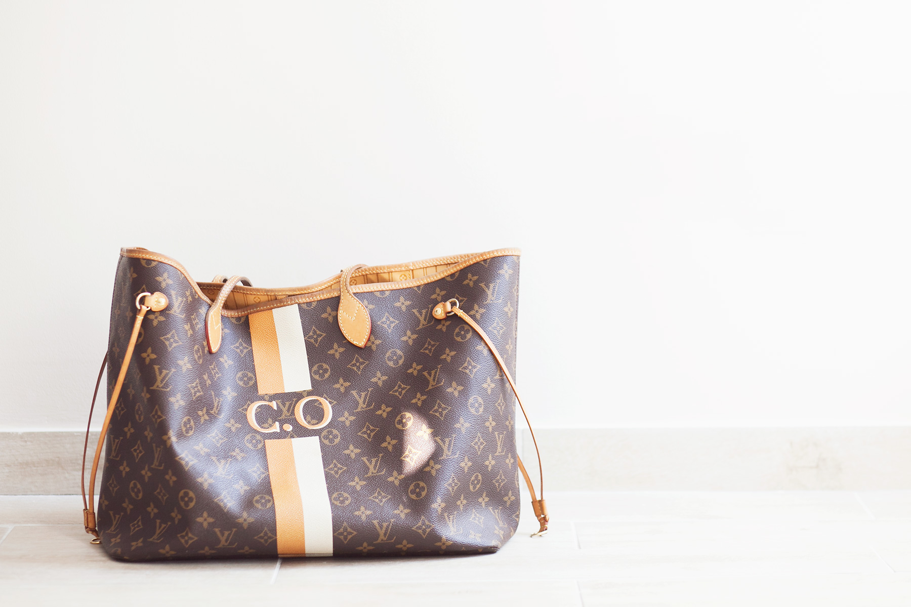 Louis Vuitton Neverfull by Carin Olsson (Paris in Four Months)