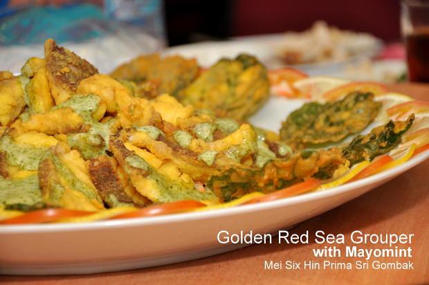 Mei Six Hin Restaurant Prima Sri Gombak 11