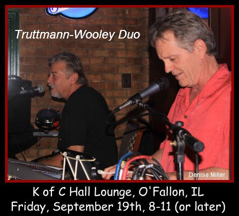 Truttmann-Wooley Duo 9-19-14