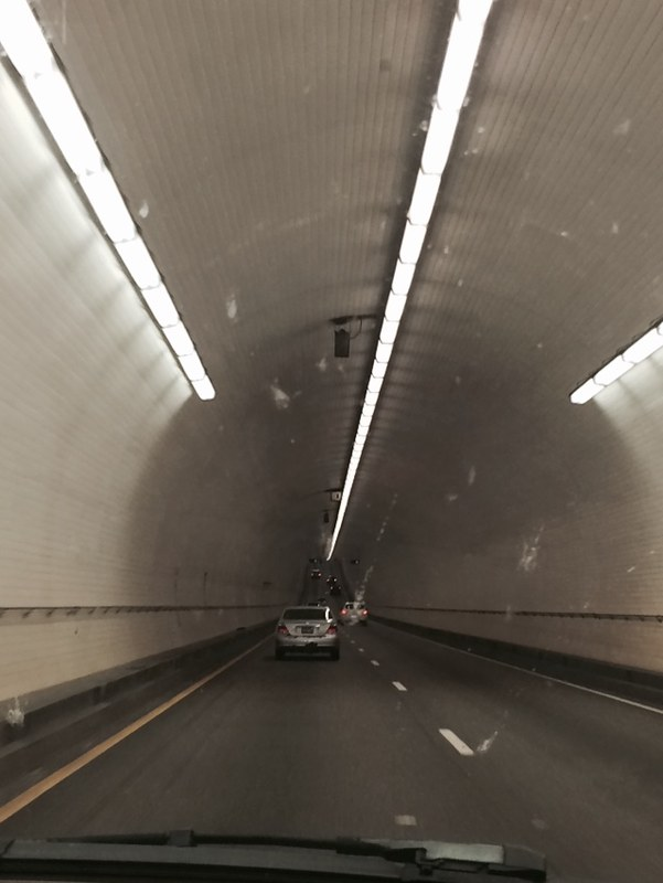mobile tunnel