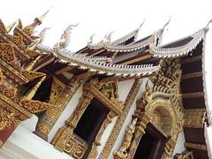 Wat Mounthien, Chiang Mai, Thailand