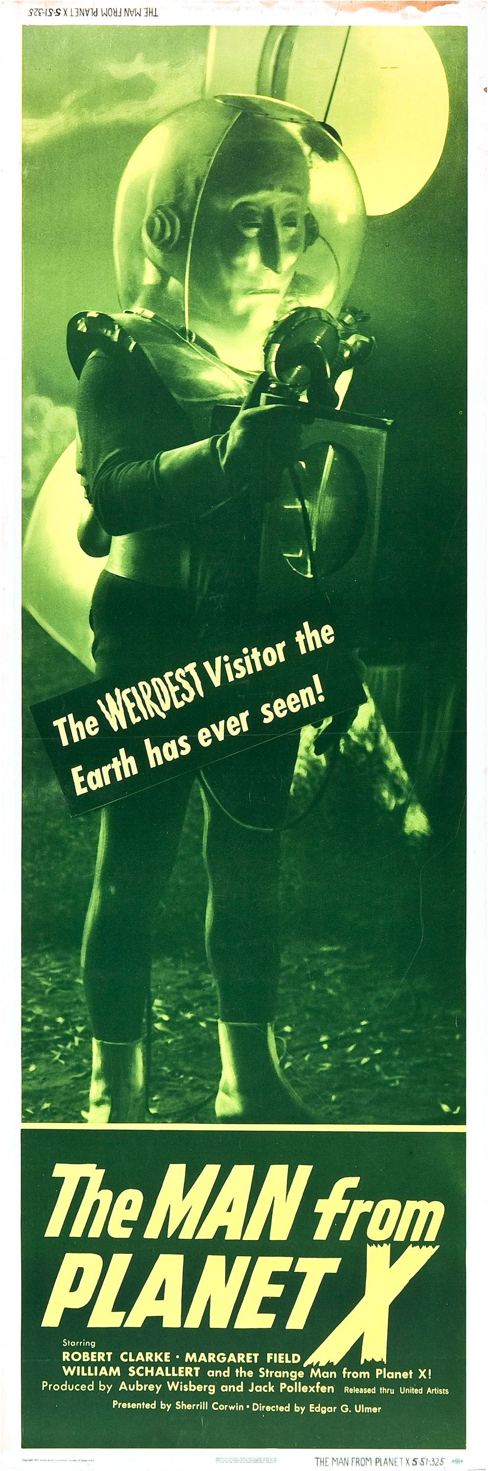 The Man from Planet X (1951)