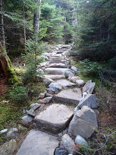 The 100-Mile Wilderness: Monson, ME to Baxter State Park, ME