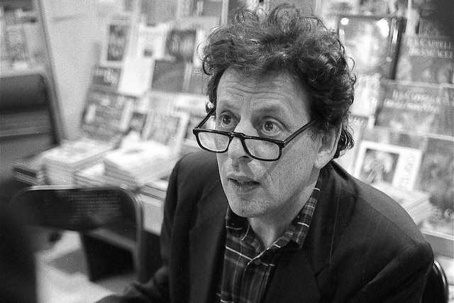 Philip Glass © Pasquale Salerno