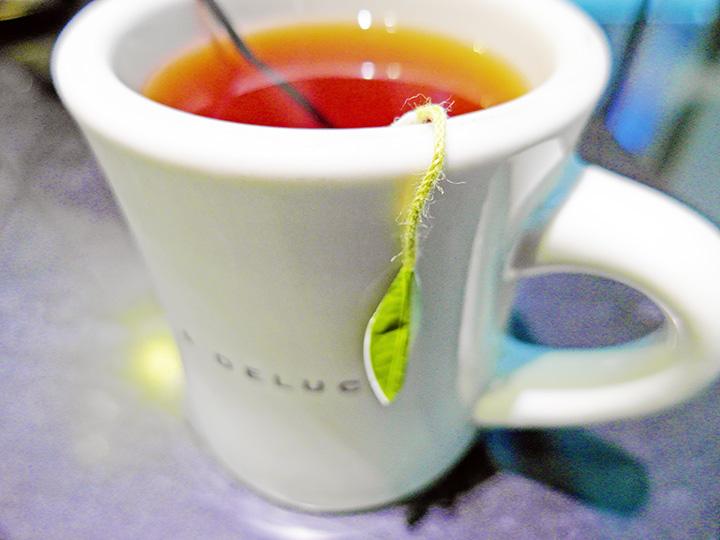 Dean & Deluca tea