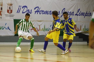 Contundente victoria del Real Betis FSN tras una gran segunda parte