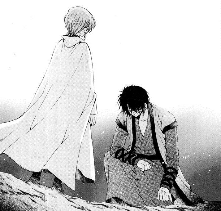 Akatsuki no Yona - Main Couple (9)