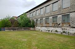Ancienne usine Tifine et sa roue à aubes