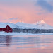 Norweigan sunrise