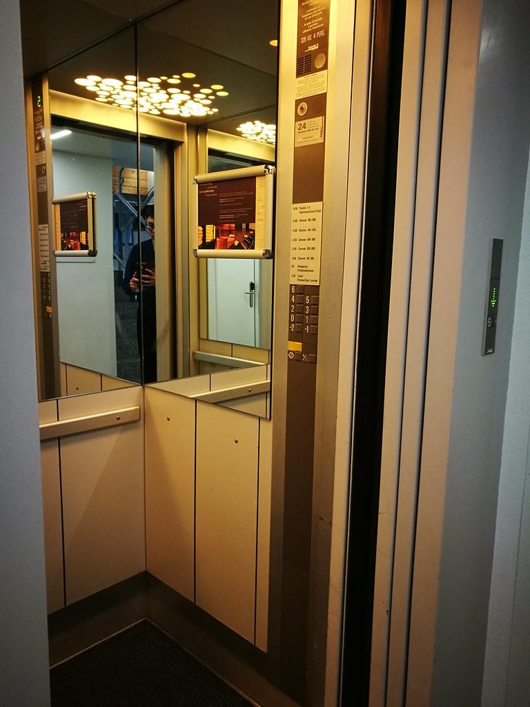 Small elevator