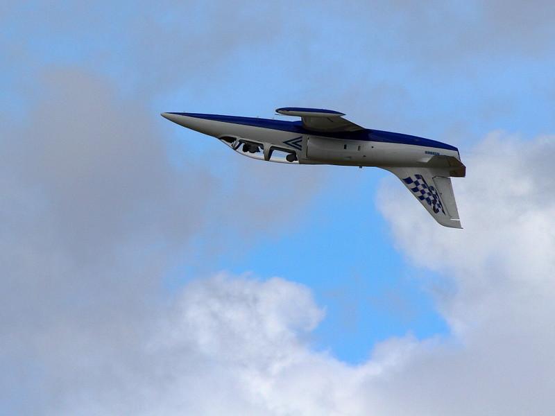 """IMG_9827 Paul """"Sticky"""" Strickland's L-39 Albatros"""