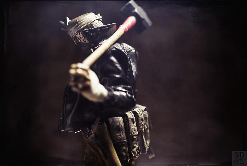 Shit Got Real JC • ThreeA Figure