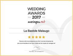 Wedding Awards 2017