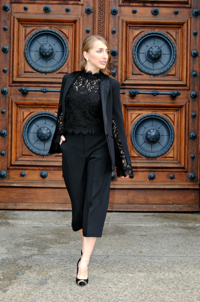 Outfit Black Lace (004b)