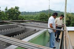 Sistema de agua potable de Canuto