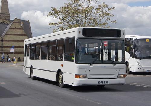 Stagecoach Norfolk Green 33382 W378SVV 1