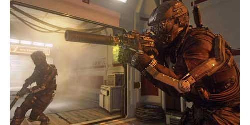 Call of Duty: Advanced Warfare trailer features supply drops in Multiplayer