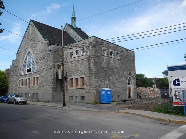 Eglise Notre-Dame-de-la-Paix demolition 15/06/14 5