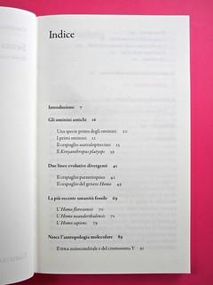 Città della scienza; vol. 1, 2, 3, 4. Carocci editore 2014. Progetto Grafico di Falcinelli & Co. Pagina dell'Indice: a pag. 5, vol. 1 (part.) 1