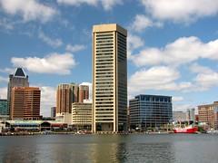 Baltimore Inner Harbor, April 23, 2014