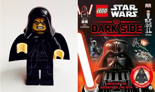 LEGO Star Wars Dark Side Official Minifigure