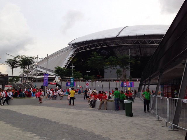 Singapore Sports Stadium, Sports Hub
