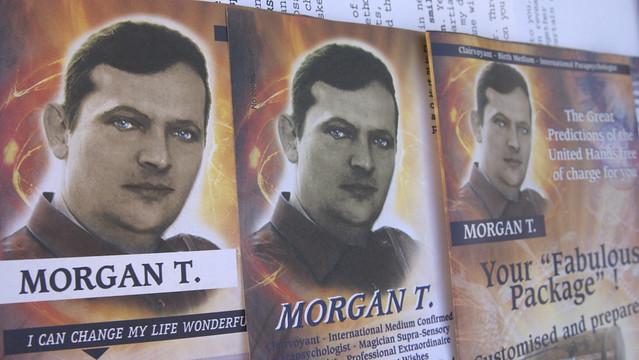 Morgan T. junk mail